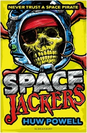 Spacejackers Cover